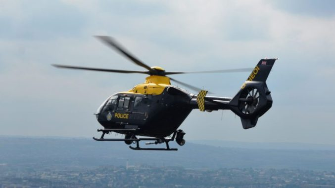 Report says Police helicopters need urgent reform