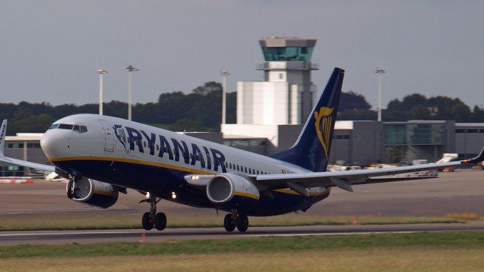 Ryanair adds Valencia to Bristol's S18 schedule