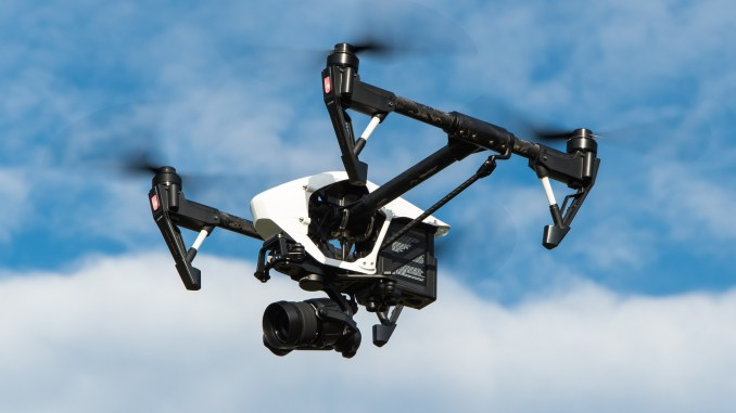 New laws to tackle unsafe drone use