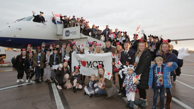 Special trip for families affected by Manchester bomb attack