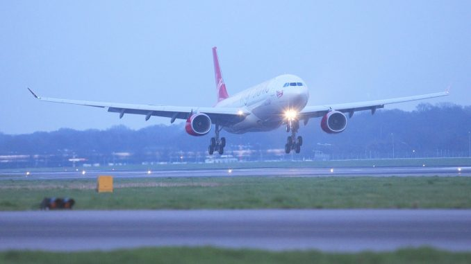 Virgin changes to A330-200 at Manchester