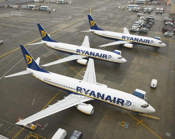 German Pilots association threaten Ryanair strike at anytime