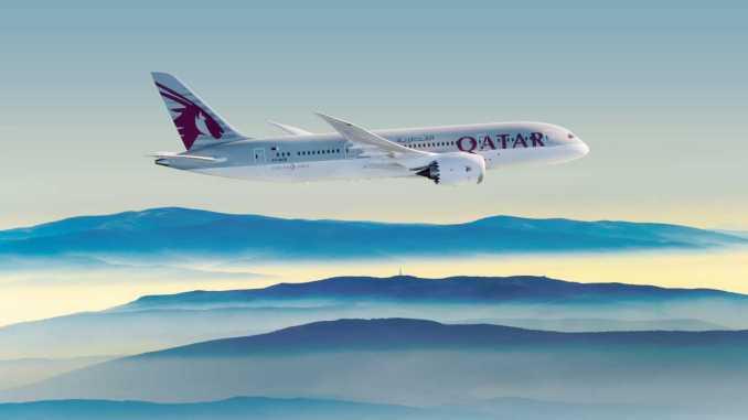Qatar Airways 40% Off