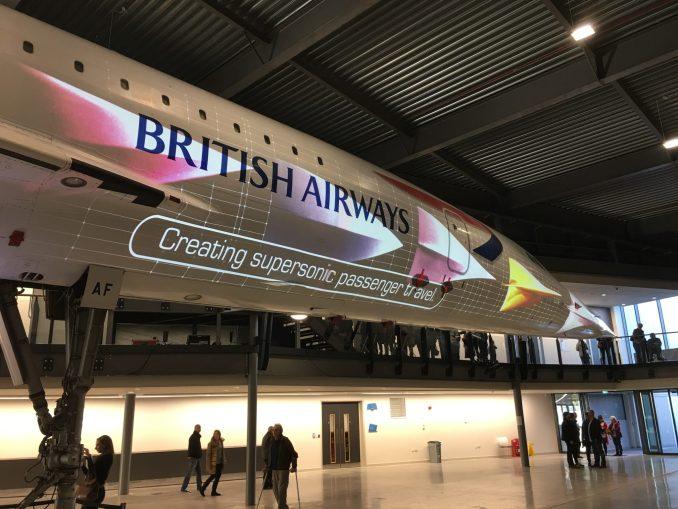 Prepare for take-off at Aerospace Bristol