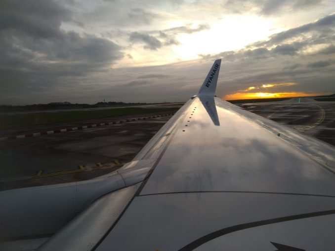 Ryanair (Image: Aviation Media Agency)