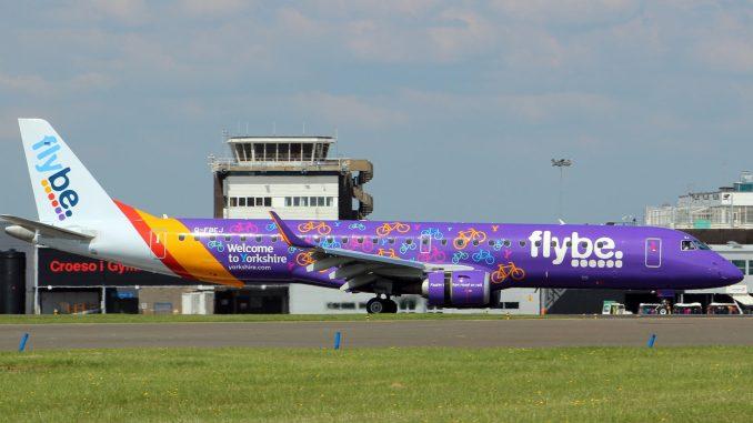 Flybe Embraer 195