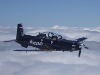 RAF T-6C Texan
