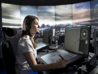 The new digital tower control room at NATS Swanwick control centre for London City Airport is due to enter full operations service in 2019.