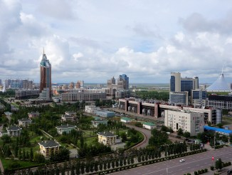 Astana - Capital of Kazakhstan