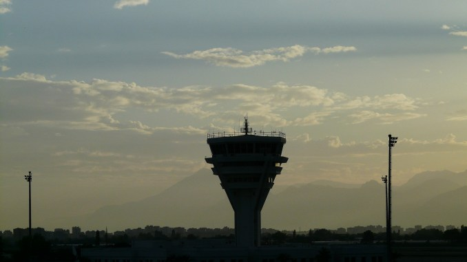 Air Traffic Control Tower