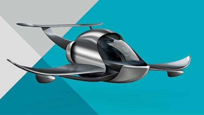 Exclin Vertex Recreational Vehicle concept