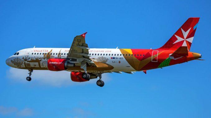 Air Malta A320