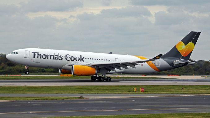 Thomas Cook A330