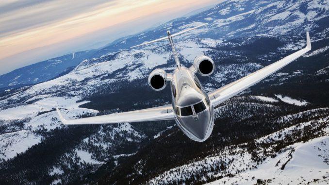 Gulfstream Ebace