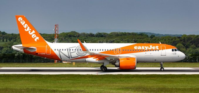 Easyjet A320neo (Image: Aviation Media Agency.)