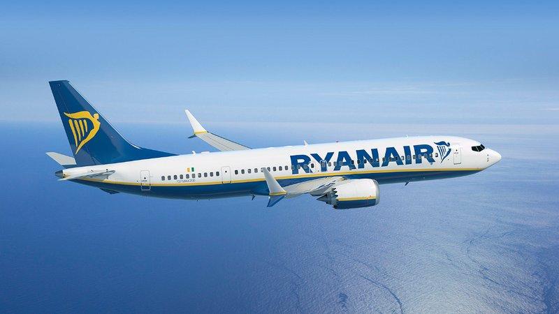 Ryanair Boeing 737 Max200 (Image: Ryanair)