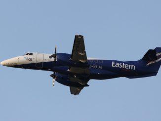Eastern Airways Jetstream 41 G-MAJA