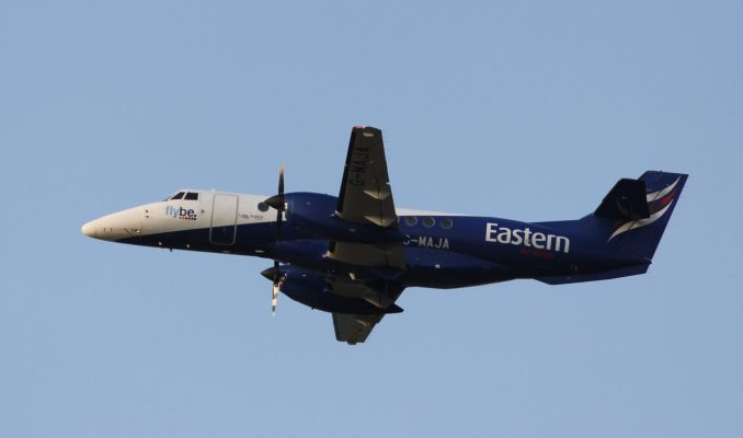 Eastern Airways Jetstream 41 G-MAJA