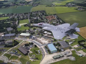 F-35B over RAF Marham (Image: Defence Imagery/OGL)