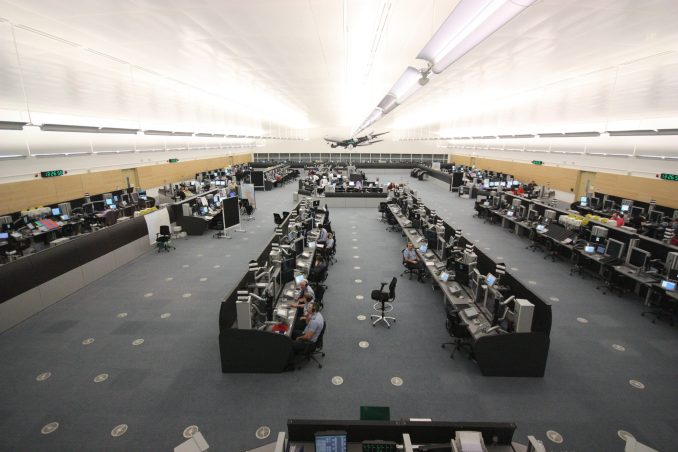 NATS Swanwick ATC Centre