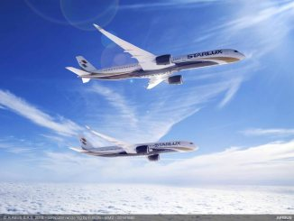Starlux A350 (Image: Airbus/FIXION)
