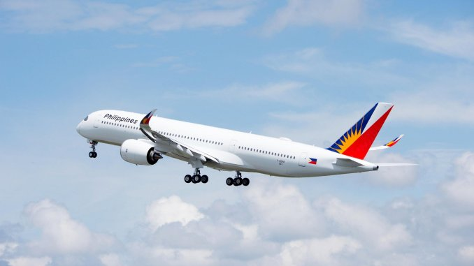 A350-900-Philippines-Airlines-MSN221-take-off (Image: A Doumenjou/Airbus)