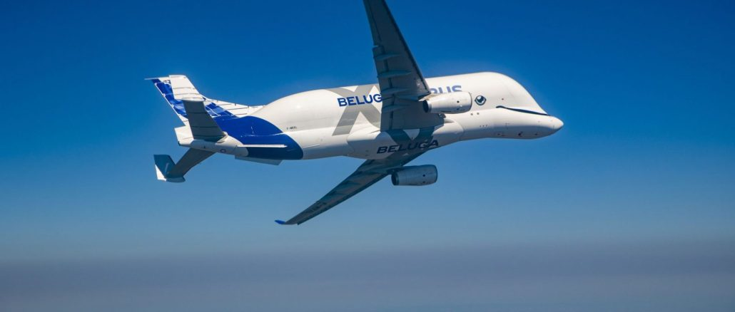 Airbus BelugaXL (Image: S. Ramadier/Airbus)