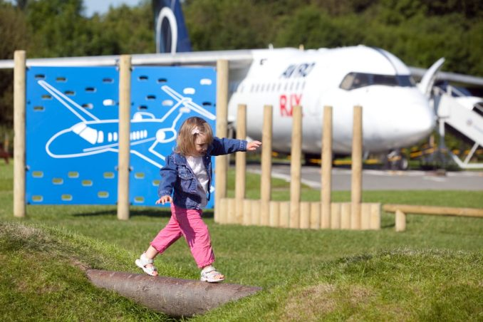Runway Visitor Park play area