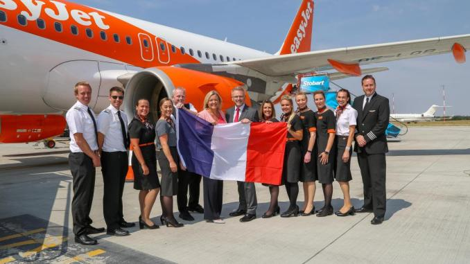 Easyjet gets flights underway at Southend (Image: Easyjet)