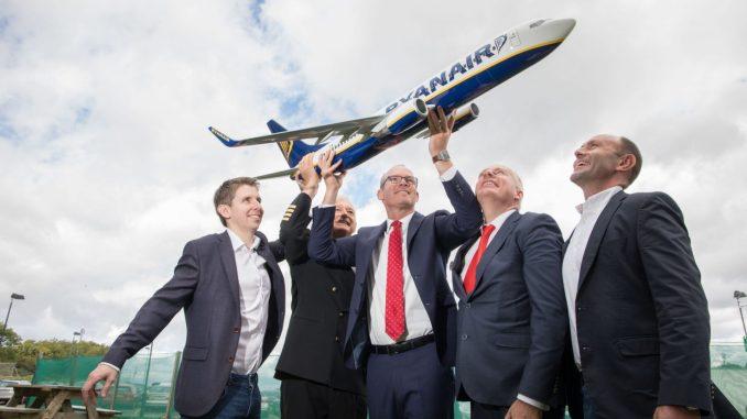 Ryanair Launches Major Pilot Training Programme In Cork