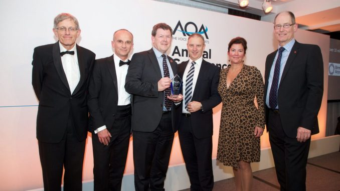 birmingham airport collects best airport award for 2018