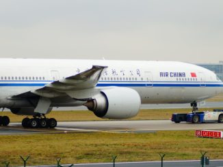 Air China Boeing 777