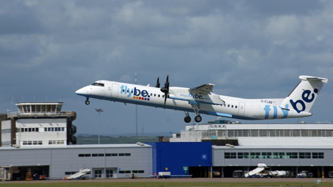 Flybe Bombardier Dash8-Q400