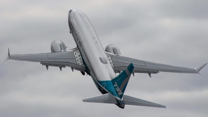 Boeing 737 Max (Image: The Aviation Media Agency)