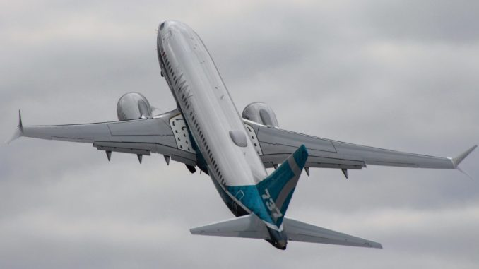 Boeing 737 Max (Image: Aviation Media Agency)
