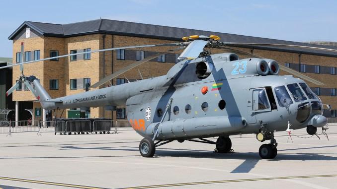 Mil Mi-8T (Image: Kevin Wills)