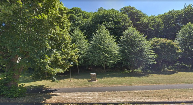 Britannia Woods and Memorial