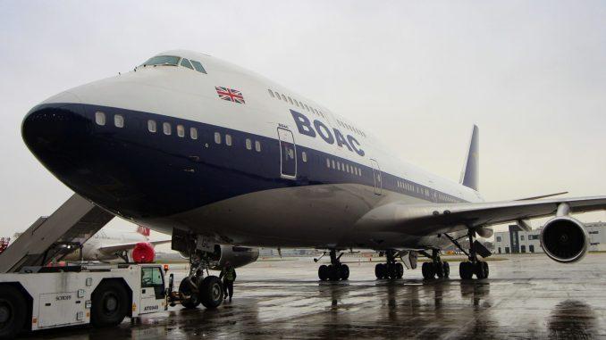 BOAC Boeing 747-400 G-BYGC (Image: Aviation Media Co.)