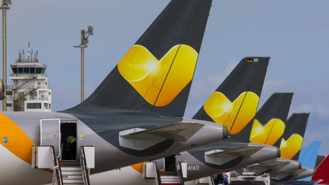 Thomas Cook Flying Hearts