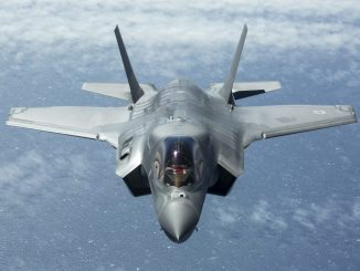 F-35 Lightning (image: MOD/Crown Copyright)