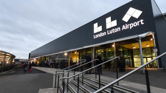 London Luton Terminal