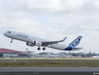 Airbus A321neo (Image: Airbus)