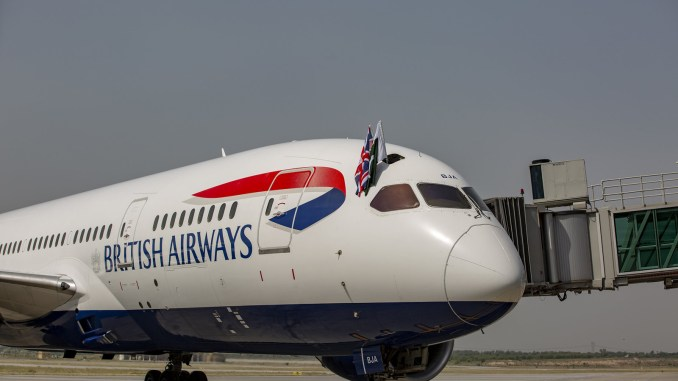 British Airways launches flights to Islamabad for first time in 10 Years