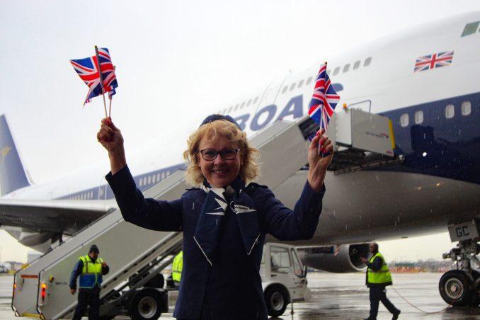 BOAC Boeing 747-400 G-BYG0C (Image: The Aviation Media Agency)