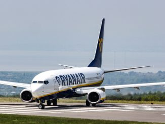 Ryanair Boeing 737-800 at Bristol Airport (Image: Aviation Media Agency)