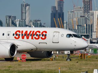 Swiss Airbus A220 (Image: Aviation Media Agency)
