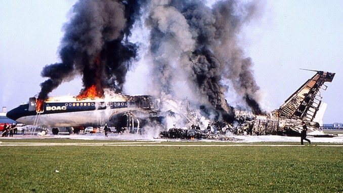 BOAC Flight 712