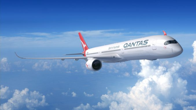 What the Qantas Airbus A350-1000 will look like