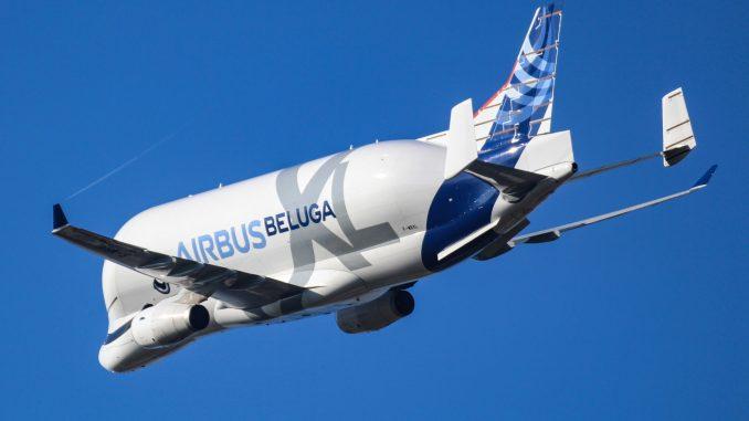 Airbus BelugaXL (Image: Aviation Media Agency)