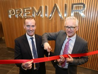 Premiair Ribbon Cut